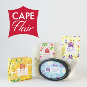 Cape Flair range